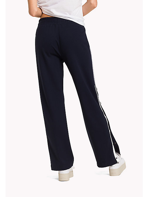 TOMMY JEANS Snap Trackpants - BLACK IRIS - TOMMY JEANS WOMEN - detail image 1
