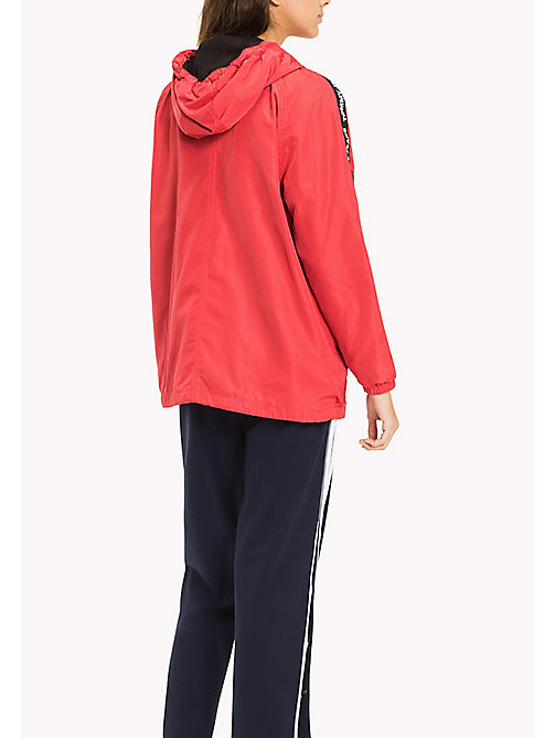 TOMMY JEANS Hooded Windbreaker - SKI PATROL - TOMMY JEANS Women - detail image 1