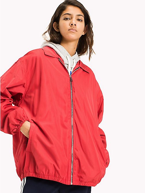 TOMMY JEANS Coach Jacket - SKI PATROL - TOMMY JEANS Clothing - main image