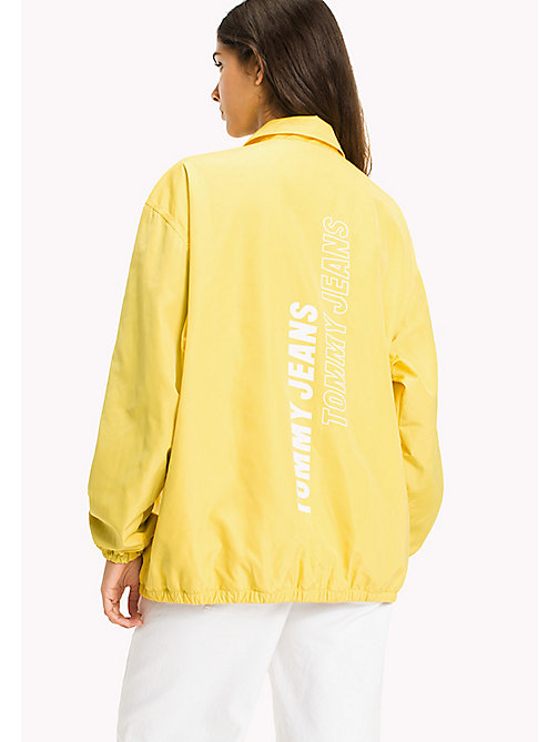 TOMMY JEANS Coach Jacket - DANDELION - TOMMY JEANS Coats & Jackets - detail image 1