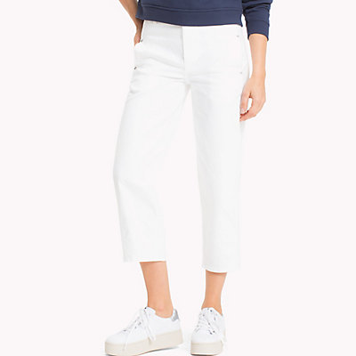 TOMMY JEANS  - OPTICAL WHITE COMFORT -   - main image