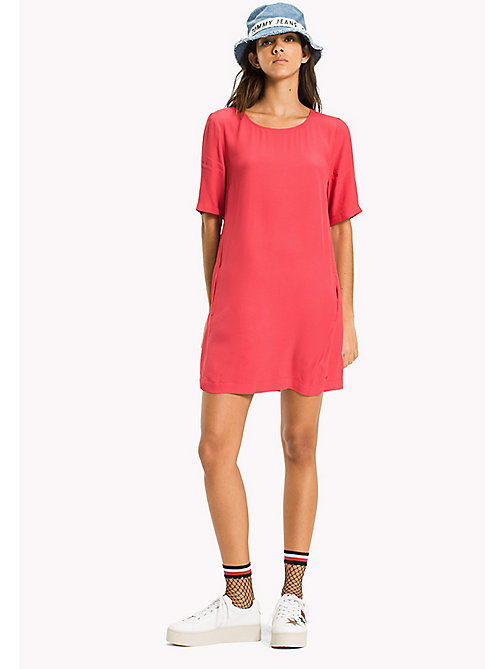 Casual A Line Dress - SKI PATROL - TOMMY JEANS Clothing - main image