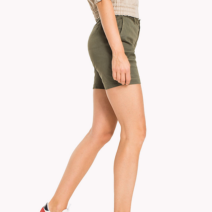 TOMMY JEANS Chino Shorts - SKI PATROL - TOMMY JEANS Women - detail image 2