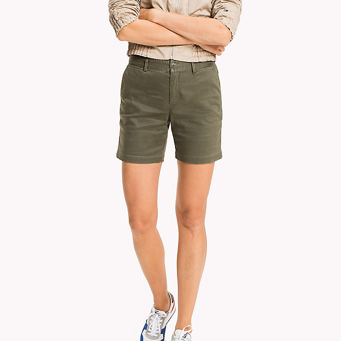 TOMMY JEANS Chino Shorts - SKI PATROL - TOMMY JEANS Clothing - main image