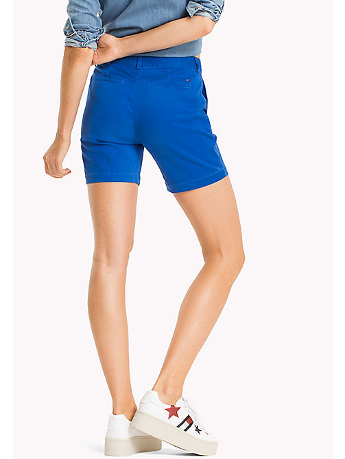 TOMMY JEANS Chino Shorts - NAUTICAL BLUE - TOMMY JEANS Trousers & Shorts - detail image 1