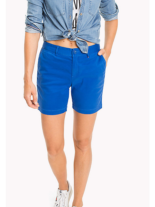 TOMMY JEANS Chino Shorts - NAUTICAL BLUE - TOMMY JEANS Trousers & Skirts - main image