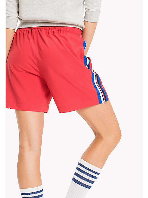 TOMMY JEANS Racing Shorts - SKI PATROL - TOMMY JEANS WOMEN - detail image 1