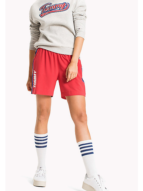 TOMMY JEANS Racing Shorts - SKI PATROL - TOMMY JEANS Trousers & Skirts - main image