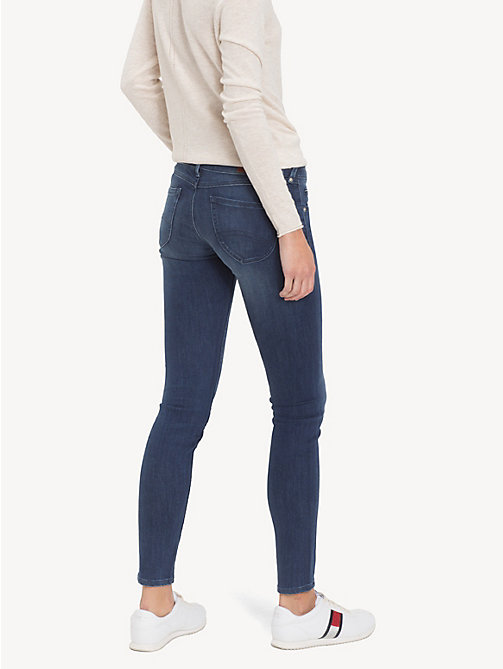 TOMMY JEANS Low Rise Skinny Fit Jeans - NICEVILLE MID STRETCH - TOMMY JEANS Women - detail image 1