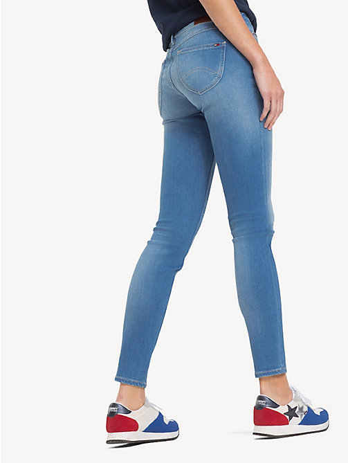 TOMMY JEANS Low Rise Skinny Fit Jeans - SANTA CRUZ STRETCH - TOMMY JEANS Jeans - detail image 1