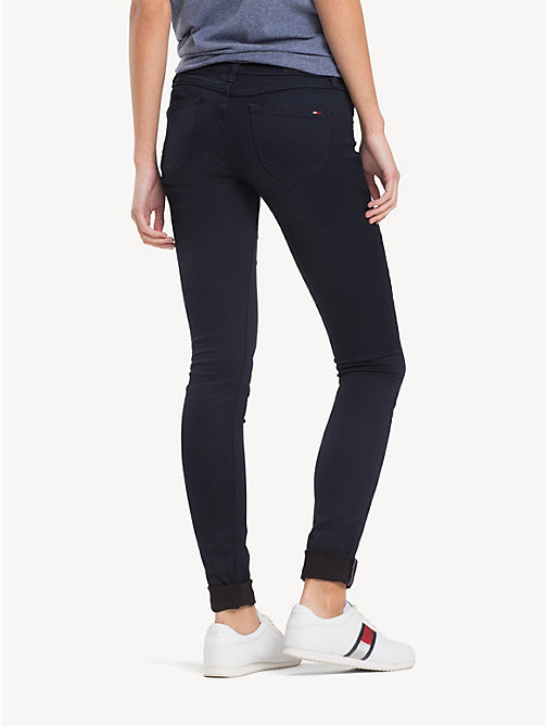 TOMMY JEANS Low Rise Skinny Fit jeans - BOOGIE BLUE STRETCH - TOMMY JEANS Women - detail image 1