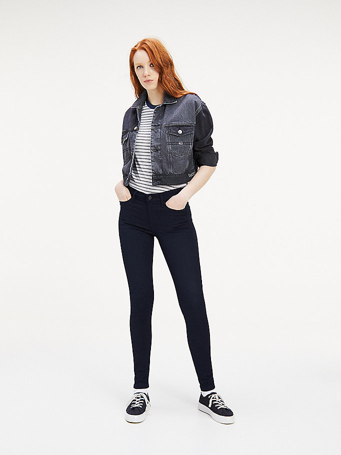 36ed50f3 Mid Rise Skinny Fit Jeans | Tommy Hilfiger