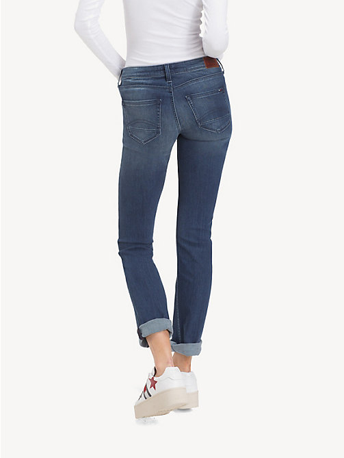 TOMMY JEANS Straight Fit Jeans - NICEVILLE MID STRETCH - TOMMY JEANS Straight-Fit Jeans - detail image 1