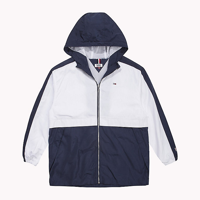 TOMMY JEANS Lightweight Jacket - BANANA / BRIGHT WHITE - TOMMY JEANS Women - detail image 1