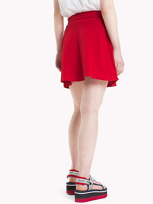 TOMMY JEANS Skater Skirt - SAMBA - TOMMY JEANS Clothing - detail image 1