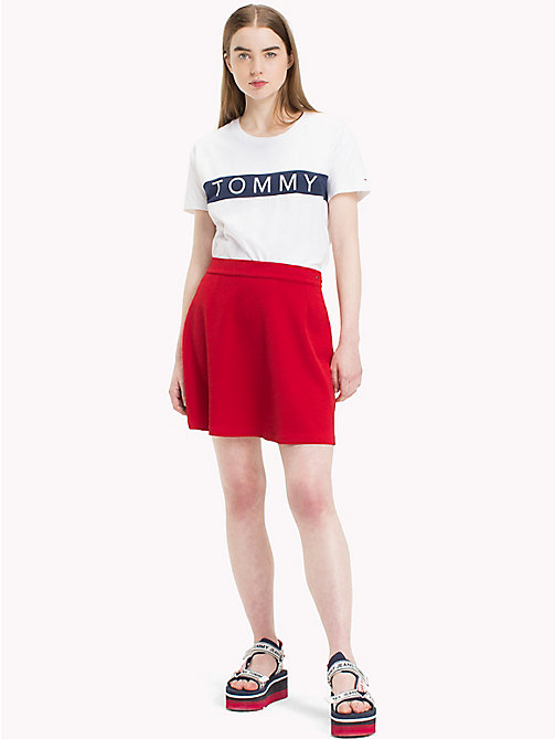 TOMMY JEANS Skater Skirt - SAMBA - TOMMY JEANS Trousers & Skirts - main image