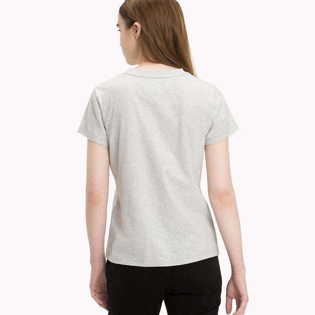 Tommy Hilfiger - Metallic Logo T-Shirt - 2