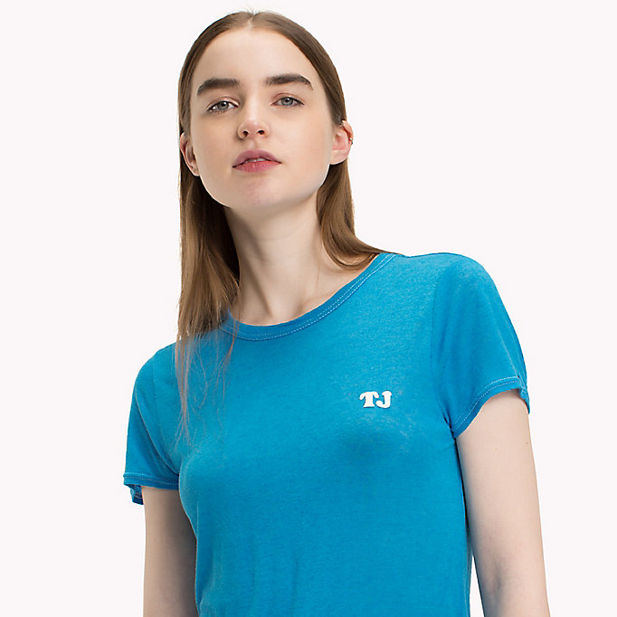 TOMMY JEANS Tommy Jeans T-Shirt - BRIGHT WHITE - TOMMY JEANS Damen - main image 2