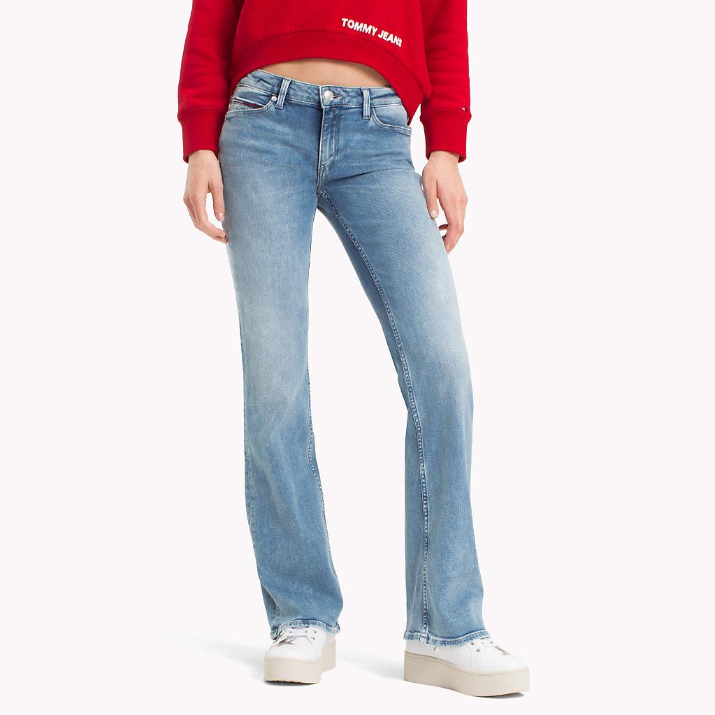 Tommy Hilfiger Jean bootcut Tommy Jeans 1979 U1flJQ