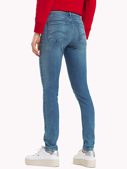 TOMMY JEANS Dynamic Stretch Skinny Jeans - DYNAMIC EVO STONE LIGHT BLUE STR - TOMMY JEANS Jeans - detail image 1