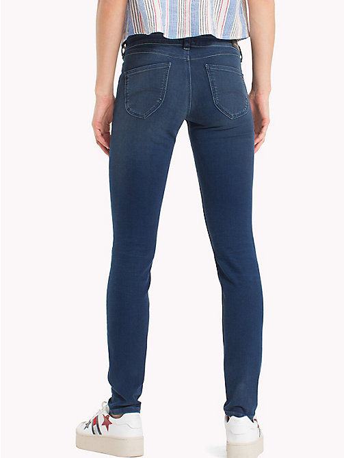 TOMMY JEANS Dynamic Stretch Low Rise Jeans - DYNAMIC EVO STONE MID  BLUE STR - TOMMY JEANS Jeans - detail image 1