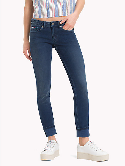 TOMMY JEANS Dynamic Stretch Low Rise Jeans - DYNAMIC EVO STONE MID  BLUE STR - TOMMY JEANS Jeans - main image