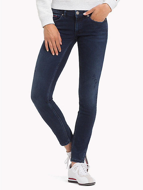 TOMMY JEANS Jeans skinny fit Sophie - DYNAMIC SEA DARK BLUE STR - TOMMY JEANS Jeans - immagine principale