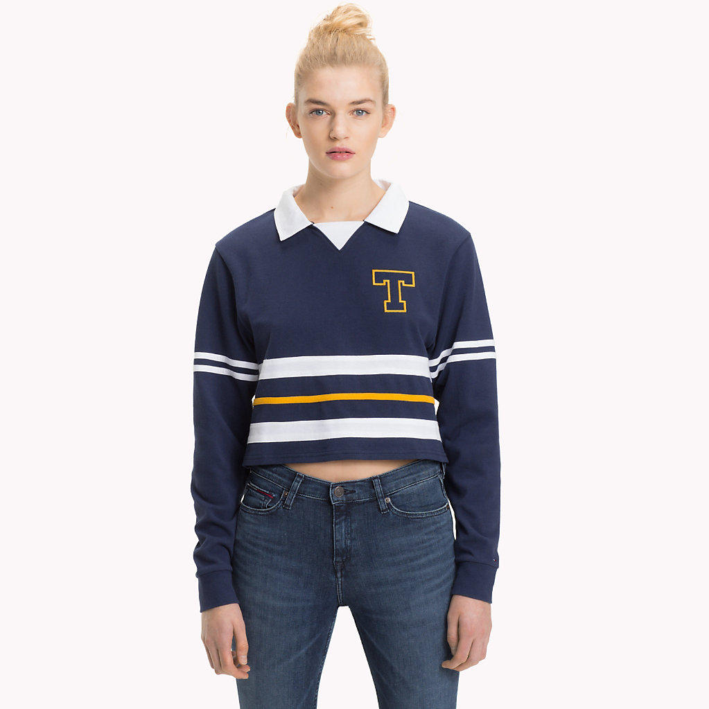 Tommy Hilfiger - Polo de rugby - 1