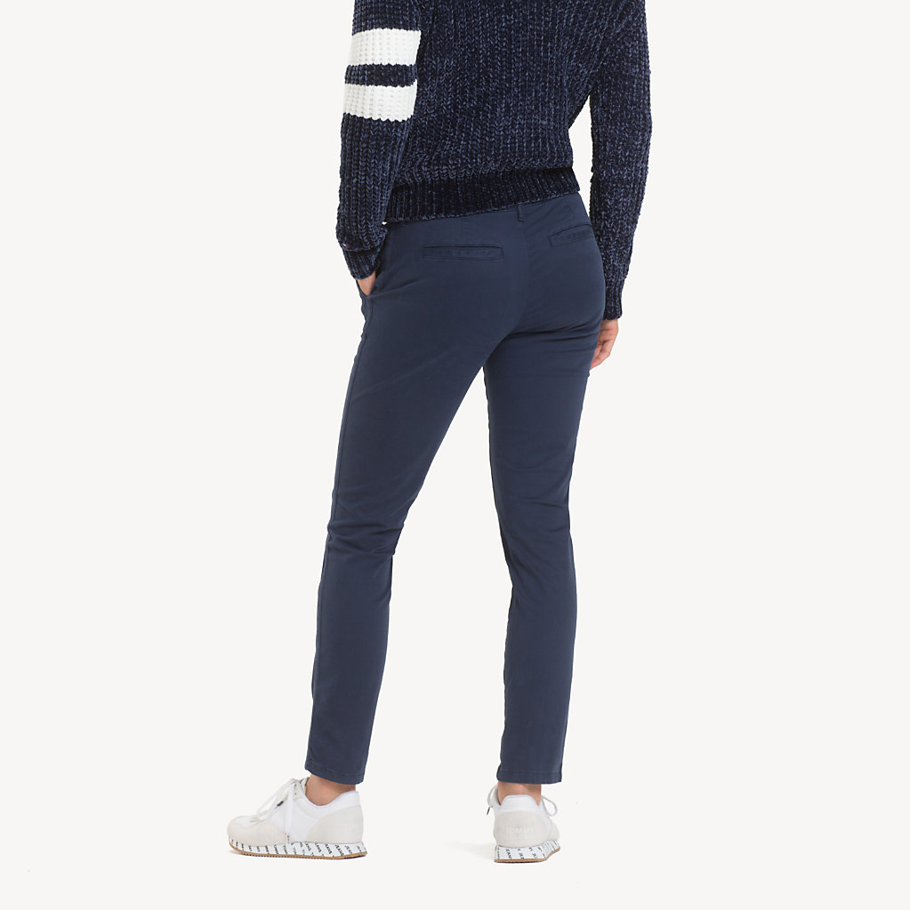 Tommy Hilfiger - Essential Mid Rise Chinos - 2
