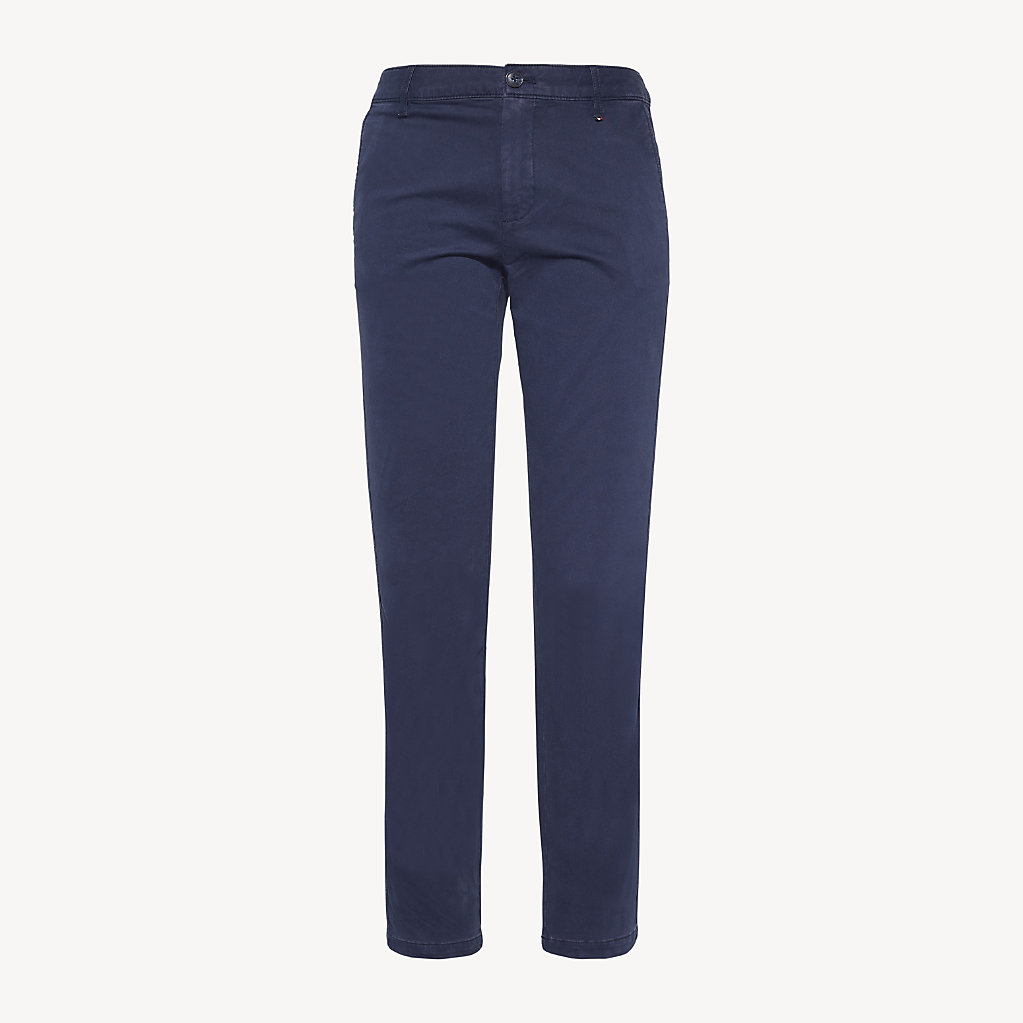 Tommy Hilfiger - Essential Mid Rise Chinos - 6