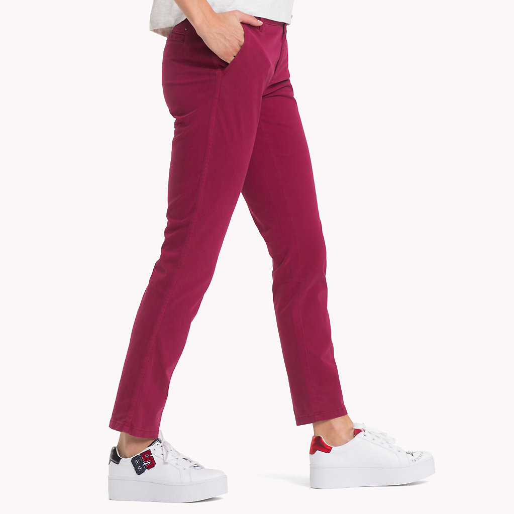 Tommy Hilfiger - Essential Mid Rise Chinos - 3