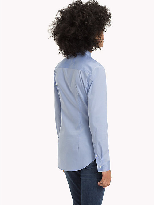 TOMMY JEANS Slim Fit Stretch-Bluse - SERENITY - TOMMY JEANS Tops - main image 1
