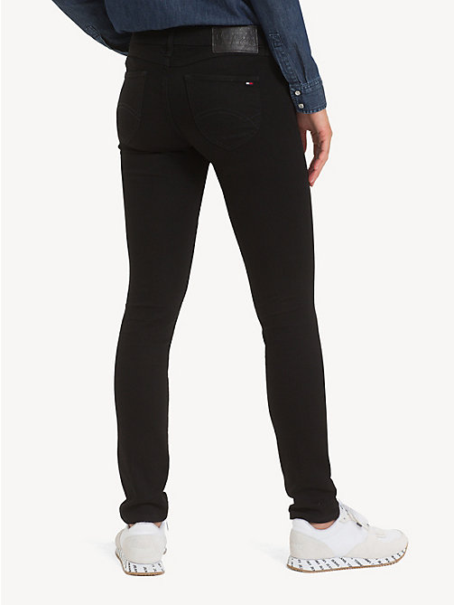 TOMMY JEANS Sophie Stretch Skinny Jeans - STATEN BLACK STRETCH -  Jeans - detail image 1