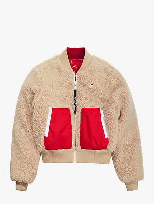 TOMMY JEANS Bomber reversibile - MOJAVE DESERT - TOMMY JEANS Cappotti & Giacche - dettaglio immagine 1