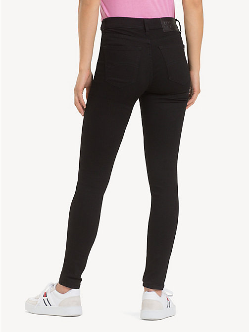TOMMY JEANS Jeans skinny power stretch Nora - STATEN BLACK STRETCH - TOMMY JEANS Jeans - dettaglio immagine 1