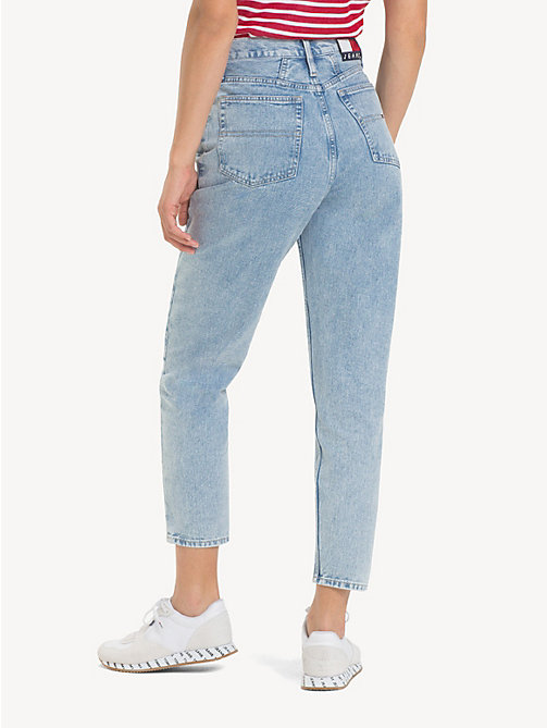 TOMMY JEANS TJ 2004 Mom Jeans - EIGHTIES LT BL RIG - TOMMY JEANS Jeans - detail image 1
