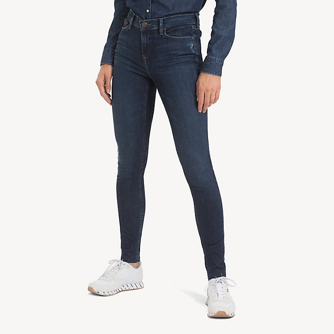 21e105fe Mid Rise Nora Skinny Jeans | Tommy Hilfiger