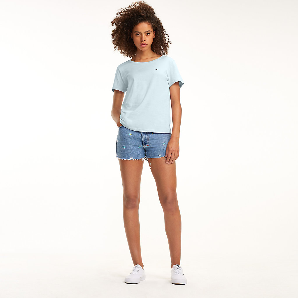 Tommy Hilfiger - Camiseta de algodón orgánico - 2