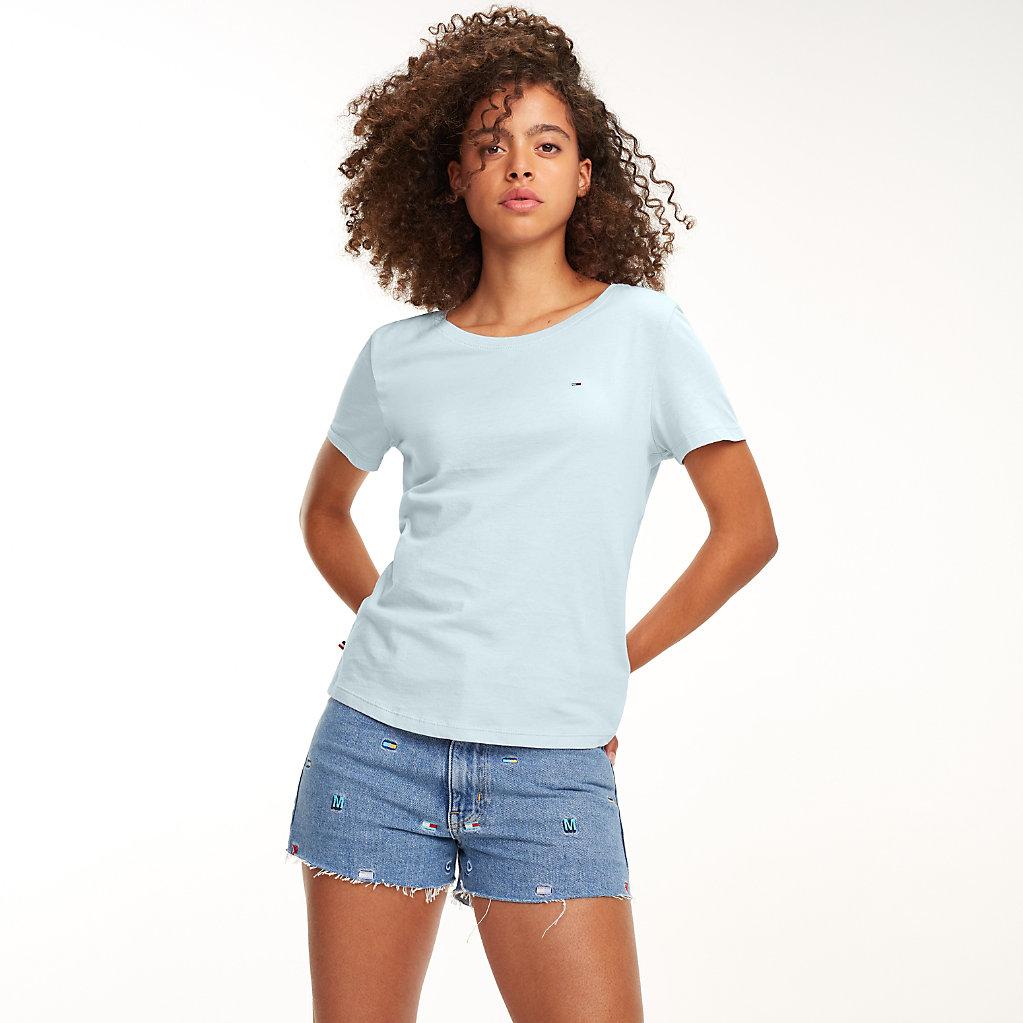 Tommy Hilfiger - Camiseta de algodón orgánico - 4