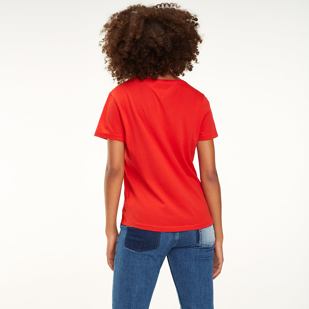 Tommy Hilfiger - Camiseta de algodón orgánico - 3