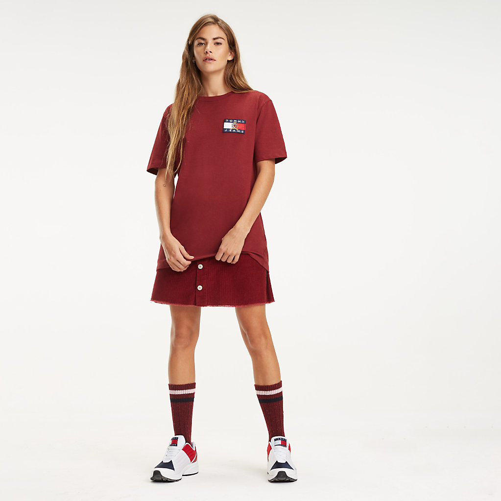 Tommy Hilfiger - Crest Flag Logo T-Shirt - 3