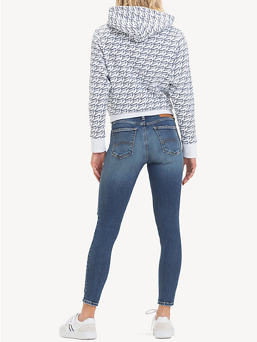TOMMY JEANS Jeans skinny distressed Nora - VAL LIGHT BL STR - TOMMY JEANS Jeans - dettaglio immagine 1