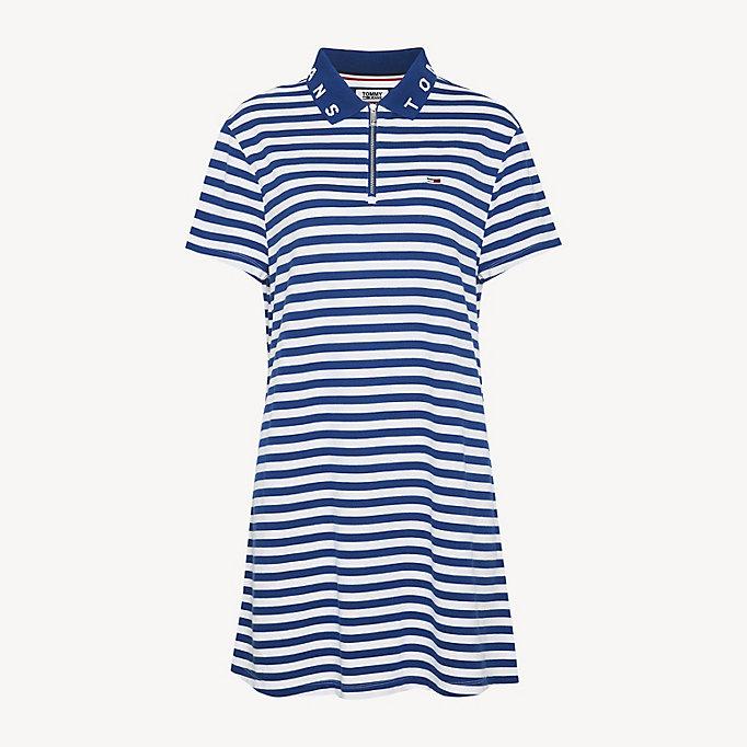 9d6c7d3d Essential Stripe Polo Dress | Tommy Hilfiger