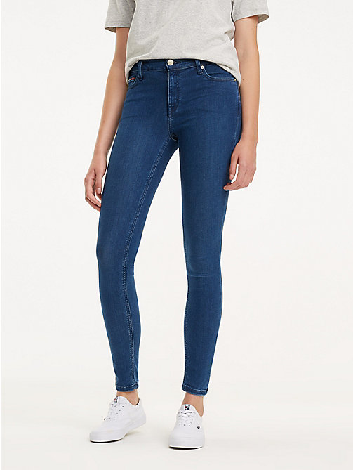 68d14271 Tommy Jeans Women's Denim Jeans | Tommy Hilfiger® UK