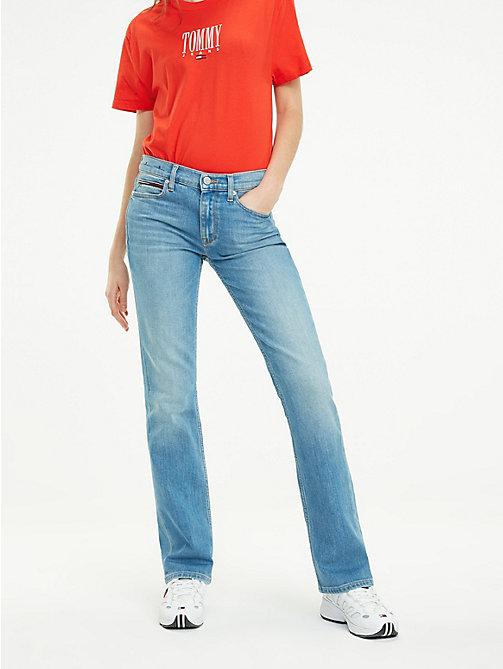 f231337b7d48 jeans tj 1979 a campana denim da donna tommy jeans