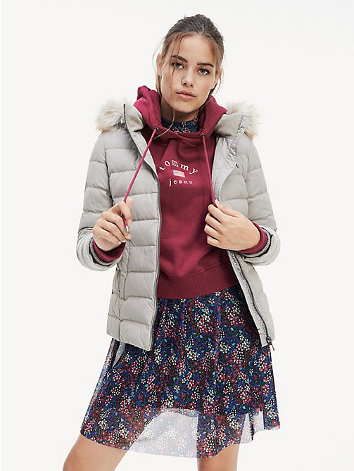 new product 920e5 07042 Piumini Donna | Tommy Hilfiger® IT