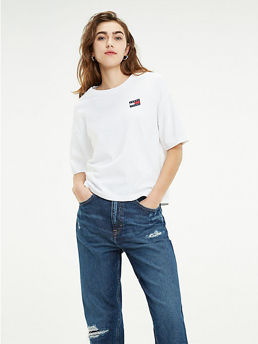 9b103f0eb Tommy Jeans Women's Tops & T-shirts | Tommy Hilfiger® UK