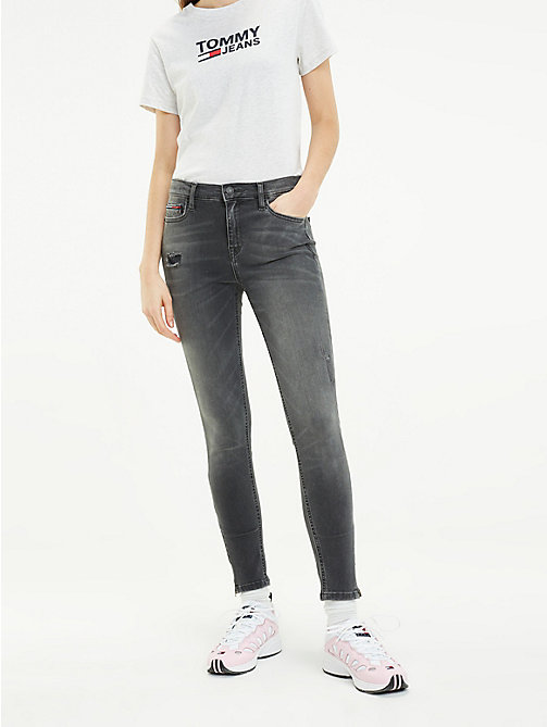 ab092790df9fe8 denim nora skinny fit jeans für damen - tommy jeans