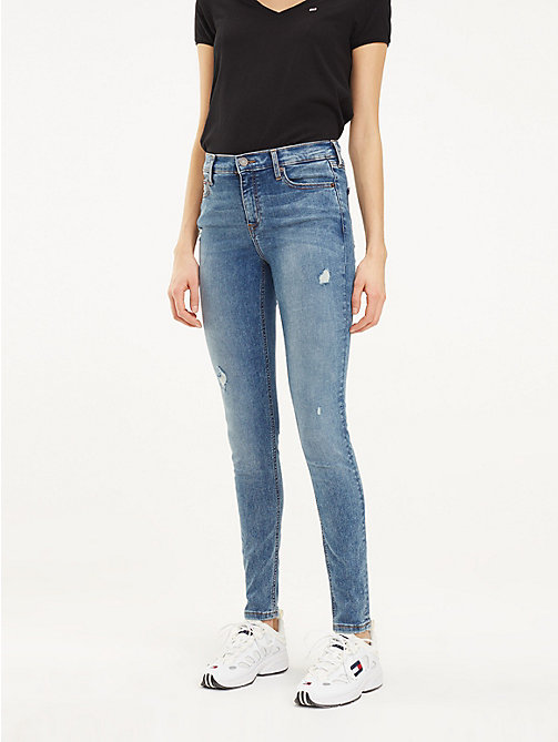 9729e07054a45 Jeans femme | Jeans taille haute | Tommy Hilfiger® FR