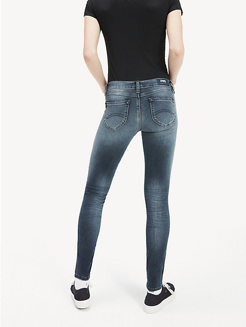 72d9cc602e4447 TOMMY JEANSJeans skinny fit dark wash. € 99,90